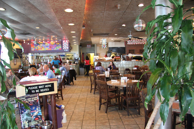 Louisiana Pizza Kitchen | New Orleans | Restaurant