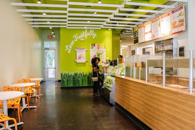 Jamba Juice Stores French Cast Iron