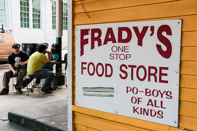 Frady S One Stop Food Store