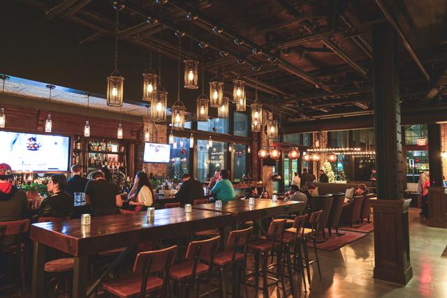 q  u0026 c hotel bar