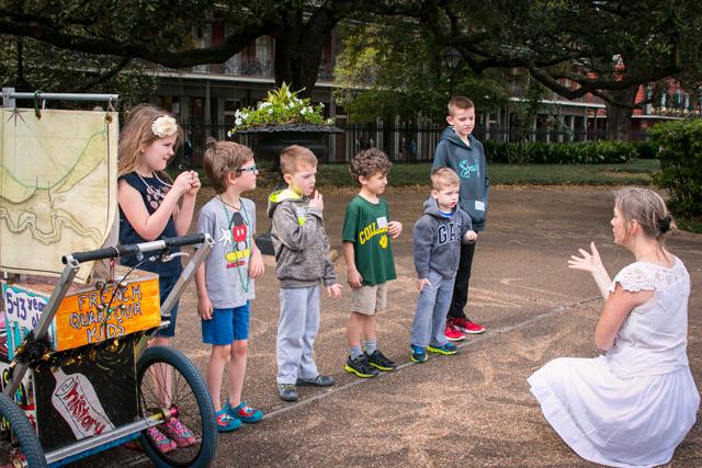 French Quartour Kids | New Orleans | Tour Company