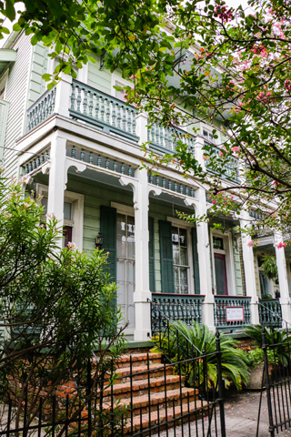 Garden District Bed And Breakfast New Orleans Hotel Place Of Lodging