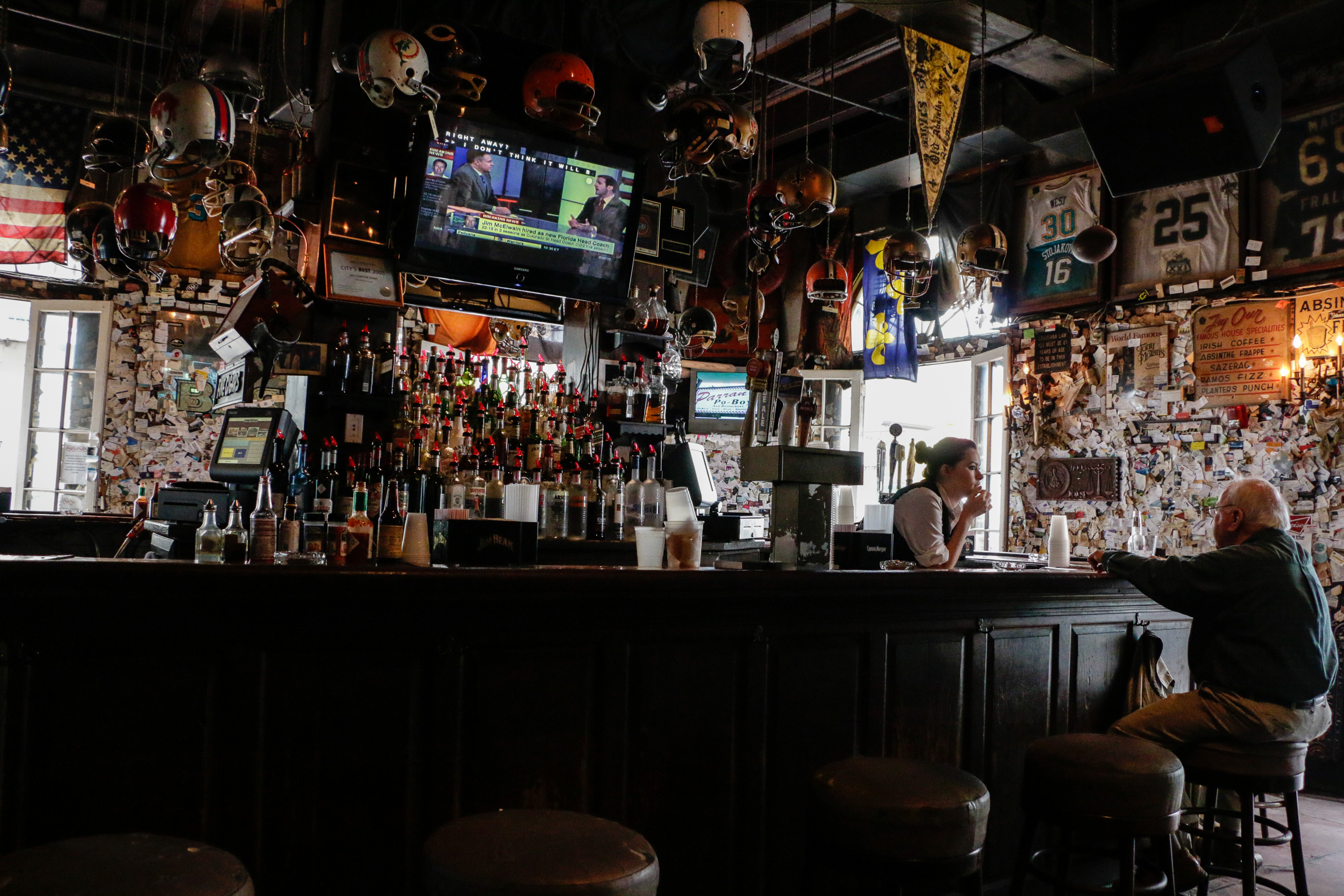 Hotels In New Orleans >> Old Absinthe House | New Orleans | Nightlife Venue