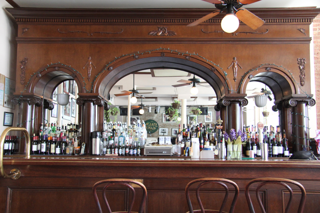 Palm Court Cafe New Orleans