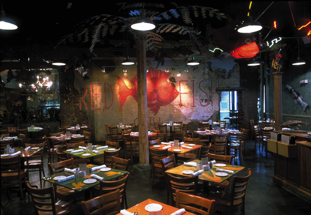 Red fish grill new orleans restaurant for Red fish restaurant