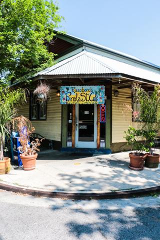 Riccobono S Panola Street Cafe New Orleans Restaurant