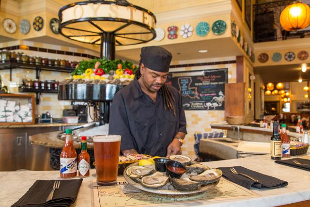 Best Seafood Restaurants On Bourbon Street