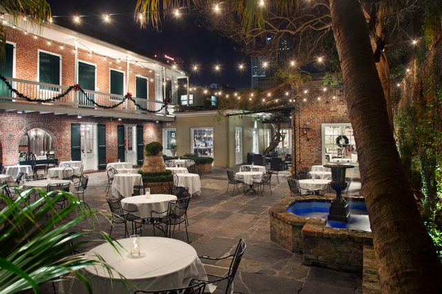 Hotels In New Orleans >> Broussard's | New Orleans | Restaurant