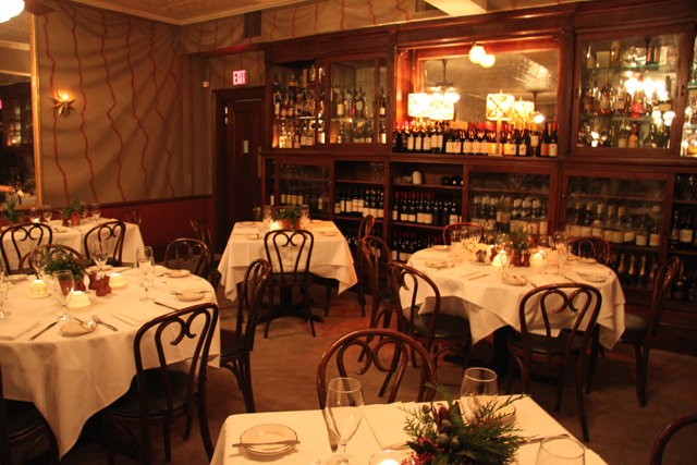 Gautreau Restaurant New Orleans