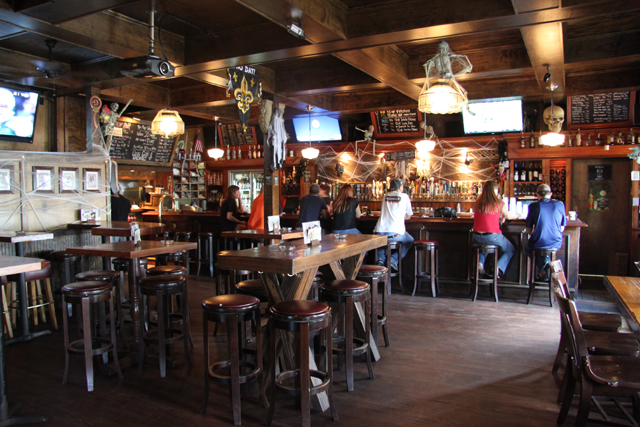 the bulldog bar  u0026 grill