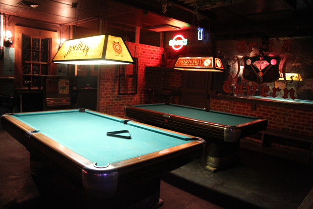 Grits Bar And Pool Hall New Orleans Nightlife Venue - Bar and pool table near me
