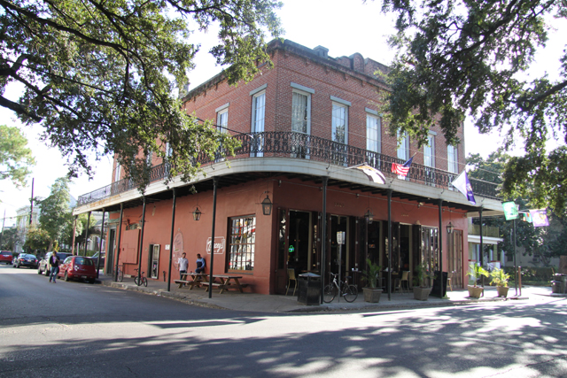 Tracey 39 S New Orleans Nightlife Venue