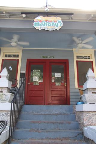 Mahony S Po Boy Shop New Orleans Restaurant