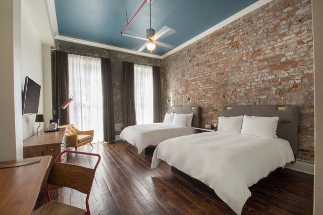 Hotels In New Orleans >> The Old No. 77 Hotel | New Orleans | Hotel/Place of Lodging
