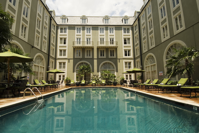 Hotels In New Orleans >> Bourbon Orleans Hotel   New Orleans   Hotel/Place of Lodging