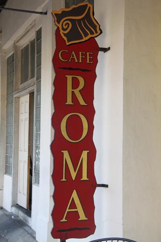 Cafe Roma Restaurant New Orleans