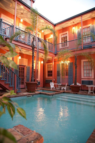 The Frenchmen Hotel New Orleans Hotel Place Of Lodging