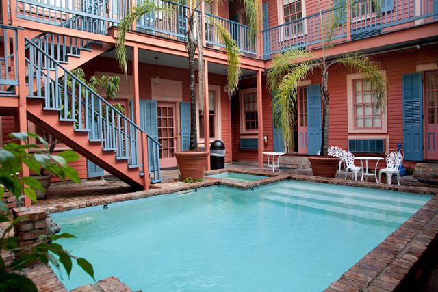New Orleans Airport Parking >> The Frenchmen Hotel | New Orleans | Hotel/Place of Lodging