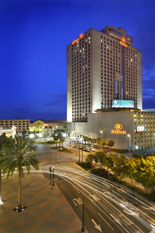 Hotels In New Orleans >> Hilton New Orleans Riverside | New Orleans | Hotel/Place ...