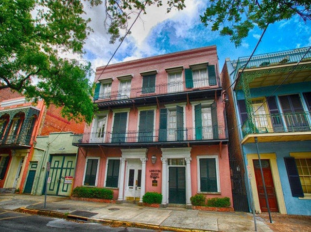 Lamothe House Hotel New Orleans Hotel Place Of Lodging