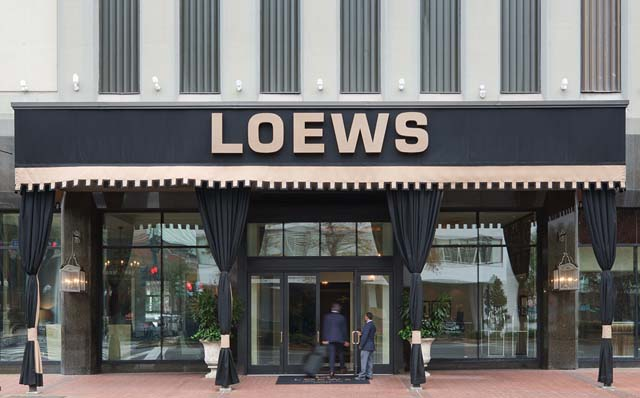 loews new orleans hotel new orleans hotel place of lodging. Black Bedroom Furniture Sets. Home Design Ideas