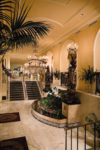 Omni Royal Orleans New Orleans Hotel Place Of Lodging