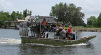 New Orleans Airboat Tours