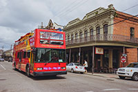 Bus Tours in New Orleans