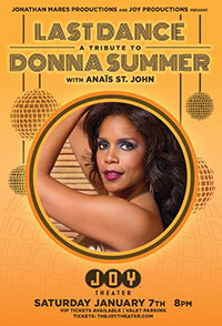 Last Dance: A Tribute to Donna Summer