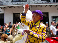Easter in New Orleans