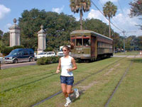New Orleans Jogging