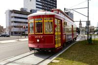 Loyola Streetcar Line Opens