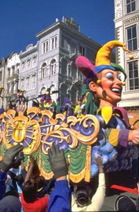 Mardi Gras Dates from now 'til 2020