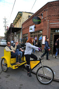 Image result for new orleans rickshaw