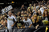 Saints Return to Newly Renovated Superdome