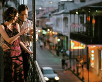 A Romantic French Quarter Balcony