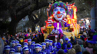 Mardi Gras 2015 in New Orleans