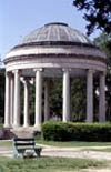Domed Pavilion in City Park