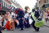 A French Quarter Second Line