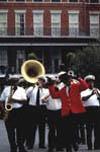 French Quarter Second Line Band