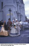 Christmas New Orleans Style Historical Characters