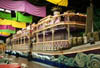 The S.S. Endymion Super Float at Mardi Gras World